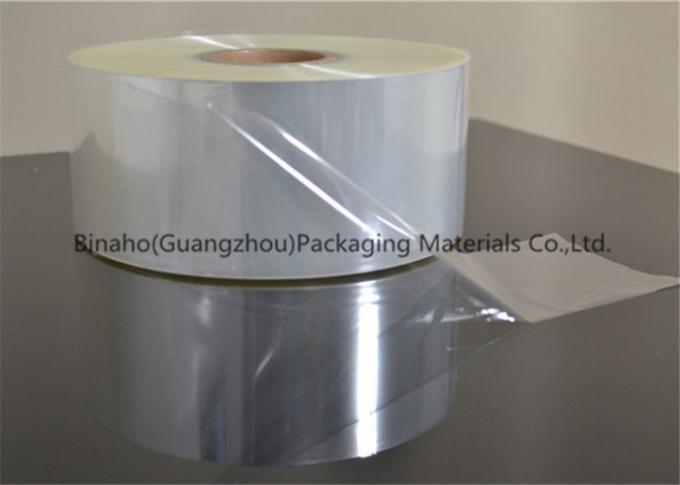 Eco Friendly PVDC Coated Bopp Film Waterproof Excellent Grease Barrier