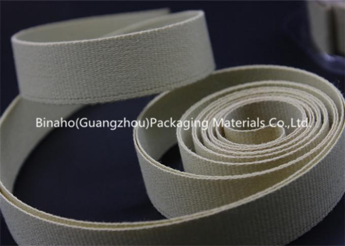 Low Extensibility Aramid Kevlar Fabric Fiber Tape , Kevlar Fabric Repair Tape