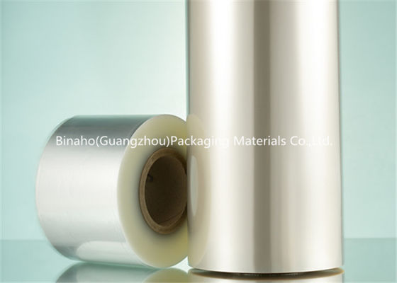 China Eco Friendly PVDC Coated Bopp Film Waterproof Excellent Grease Barrier supplier