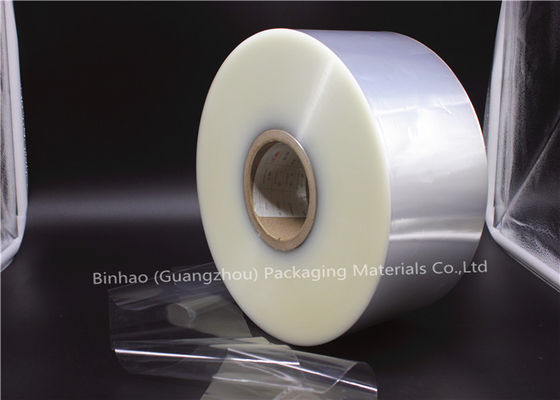 China Food / Medicine Grade BOPP Packaging Film , Stretch Wrap Plain BOPP Shrink Film supplier