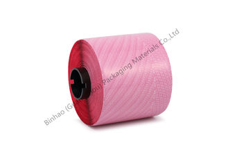 China Orange Easy Tear Strip Tape For Sweets / Candy / Chocolate Packaging supplier
