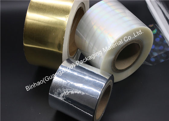 China Pressure Sensitive Laminating BOPP Packaging Film PVDC Coated Great Flexibility supplier
