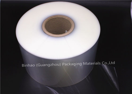 Self Adhesive Biaxially Oriented Polyester Film , Flexible Food Packaging Film