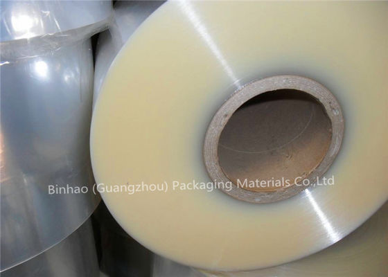 China Waterproof Transparent BOPP Oriented Polypropylene Film Metalized Eco Friendly OEM factory