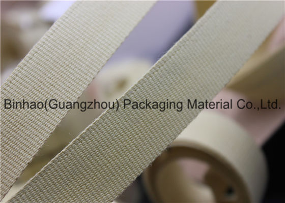 China Tobacco / Cigarette Parts Garniture Ceramic Fiber Tape Kevlar / Aramid Material factory
