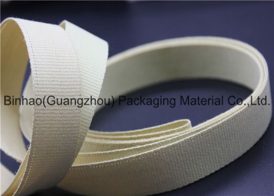 China Cigarette Machine Aramid Fiber Tape Flame Retardant ISO Certificated factory