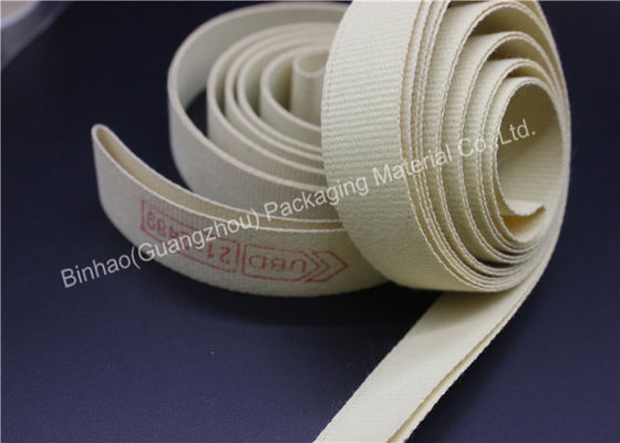 Low Extensibility Garniture Fiber Tape High Strength CE Certificated