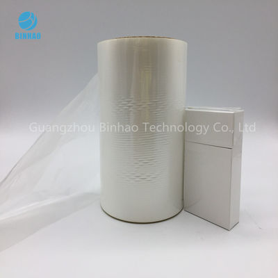 China Cigarette Food Medicine BOPP Packaging Holographic Transparent Film Moisture Proof factory