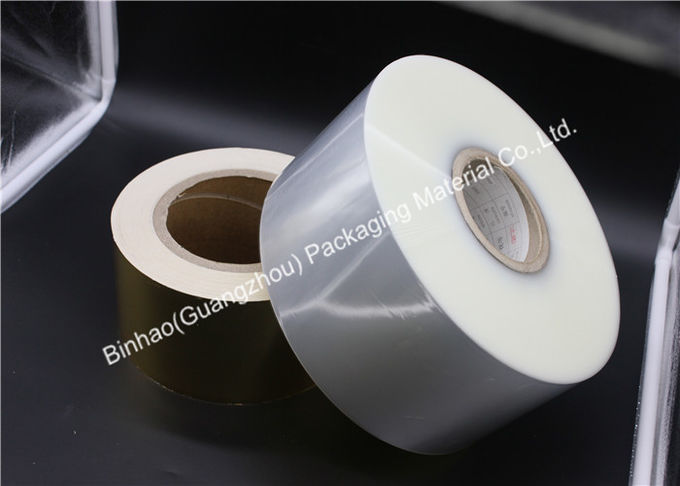Showing Board PVDC Coated Heat Sealable BOPP Film 2 % - 8